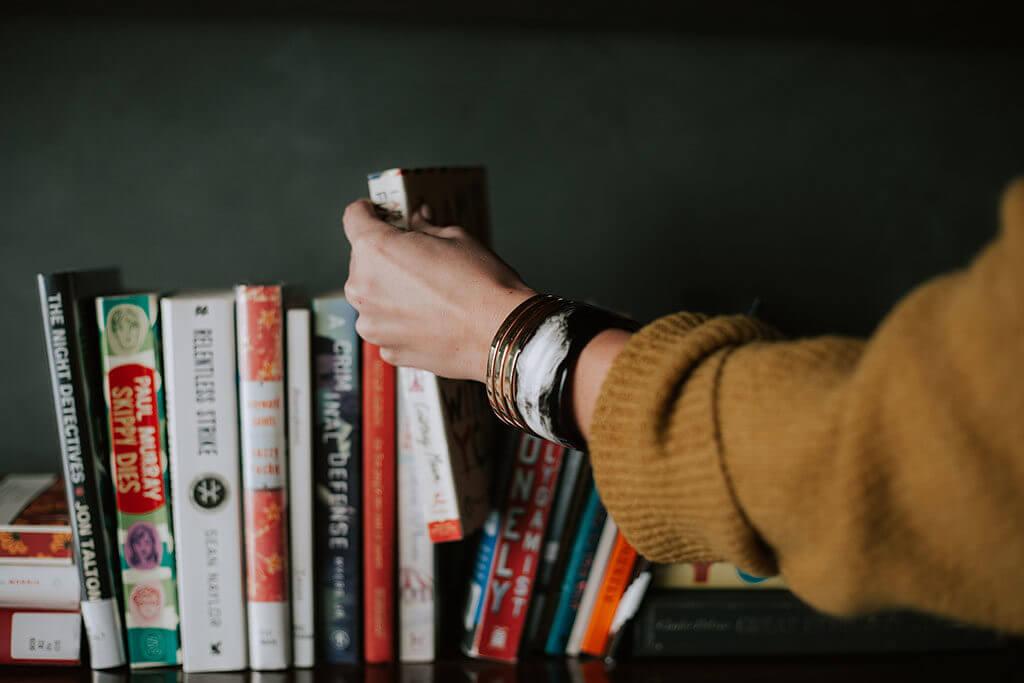 webbshop för min böcker