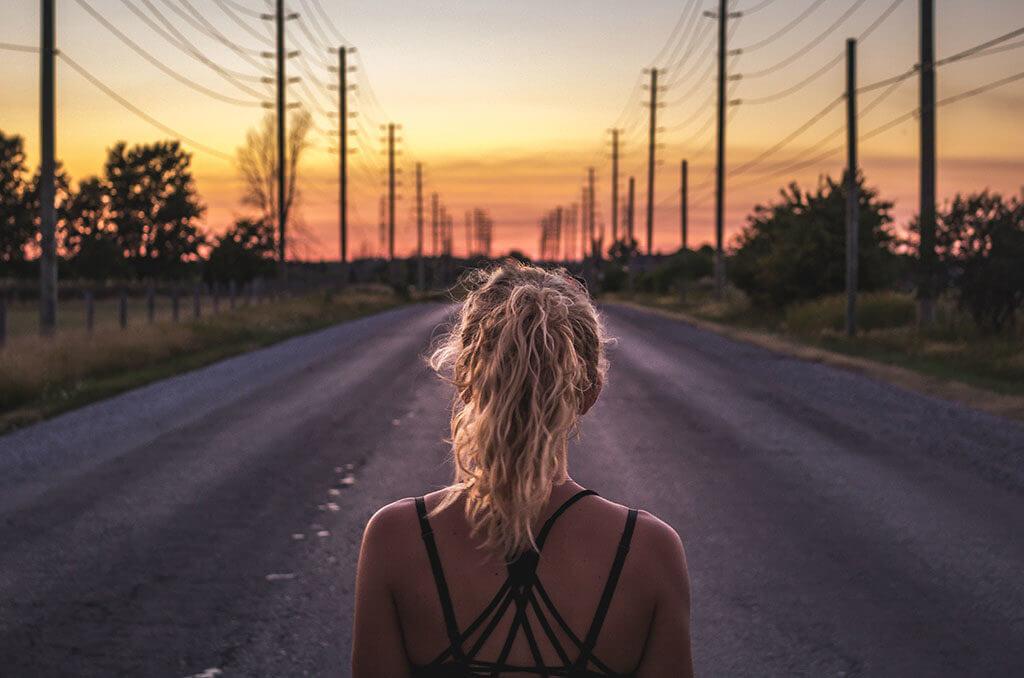Våga gå din egen väg i livet