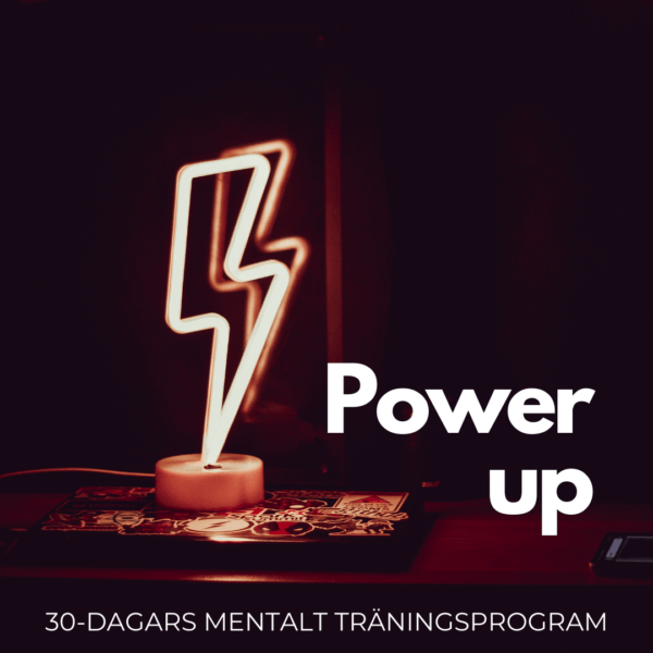 Power up mentalt träningsprogram